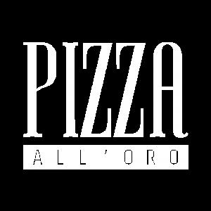 Uraden logotip pizza al oro